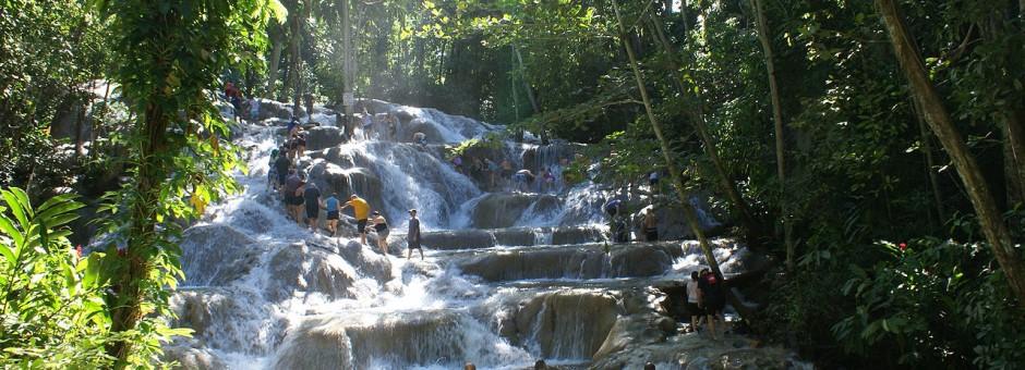 Jamaica - Dunns River Falls